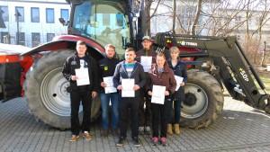 Gewinner_innen des Erstentscheides an der Fachschule Zwickau